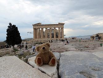 Görög körutazásom tavasszal
